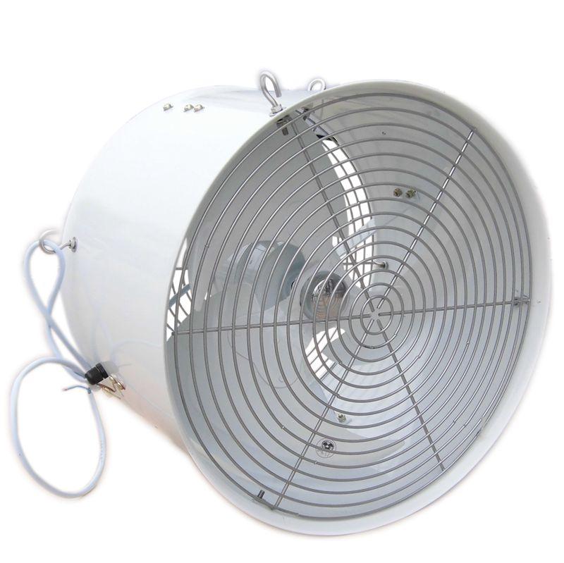 Greenhouse Pendingin dan Sirkulasi Fan Ventilasi Produk ZLFJ460 Pilihan Gambar