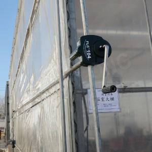 Топ-үнэлгээтэй Бүтээгдэхүүний!  Политехникийн кино Хүлэмжийн Агааржуулалтын BS104 нь хана гарын авлага кино Reeler гар бүлүүрт эргүүлэг Roll Дээш Нэгж