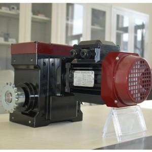 3GG Motor Ratkaste Gear Motor vir Glass Greenhouse Ventilasie Screening en Shading System