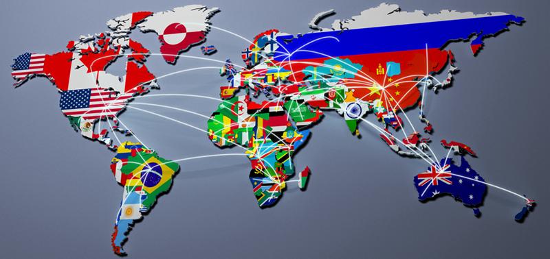 worldwide-sales network